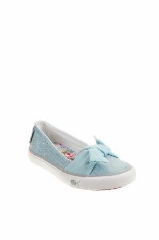 Детски обувки Dockers by Gerli, Размер 31, Цвят Син, Текстил, Цена 24,50лв.