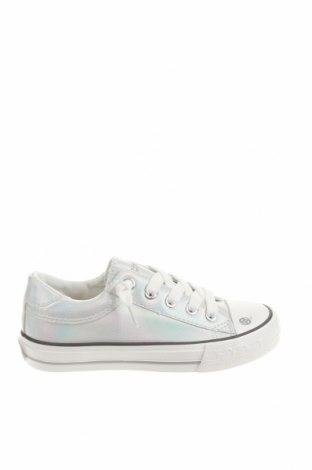 Παιδικά παπούτσια Dockers by Gerli, Μέγεθος 31, Χρώμα Ασημί, Δερματίνη, Τιμή 11,37€