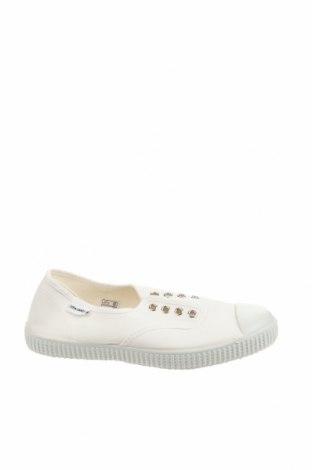 Детски обувки Little Celebs, Размер 35, Цвят Бял, Текстил, Цена 36,75лв.