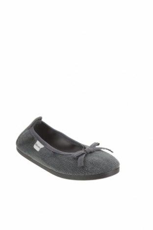 Детски обувки Little Celebs, Размер 25, Цвят Сив, Текстил, Цена 23,52лв.
