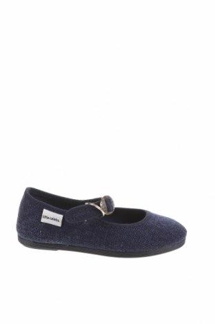 Детски обувки Little Celebs, Размер 25, Цвят Син, Текстил, Цена 14,21лв.