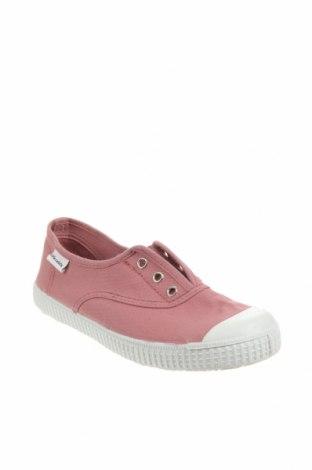 Детски обувки Little Celebs, Размер 32, Цвят Розов, Текстил, Цена 22,05лв.