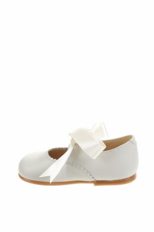 Детски обувки Lola Palacios, Размер 20, Цвят Сив, Естествена кожа, Цена 40,05лв.