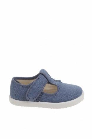 Детски обувки Lola Palacios, Размер 20, Цвят Син, Текстил, Цена 10,62лв.