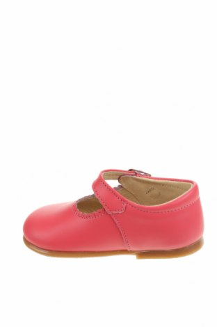 Детски обувки Lola Palacios, Размер 20, Цвят Розов, Естествена кожа, Цена 29,37лв.