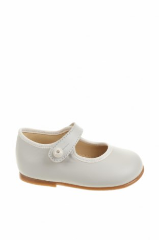 Детски обувки Lola Palacios, Размер 20, Цвят Сив, Естествена кожа, Цена 13,35лв.