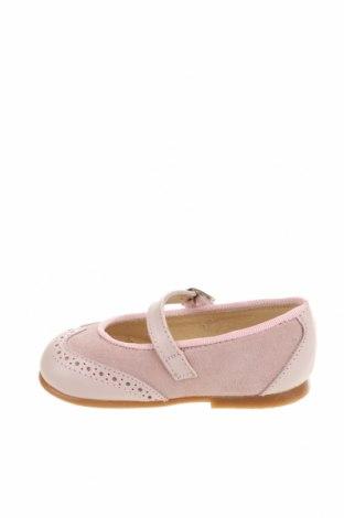 Детски обувки Lola Palacios, Размер 20, Цвят Розов, Естествена кожа, Цена 66,75лв.