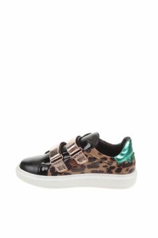 Детски обувки Oca-Loca, Размер 31, Цвят Многоцветен, Естествена кожа, еко кожа, Цена 66,75лв.