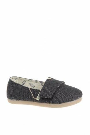 Детски обувки Paez, Размер 27, Цвят Сив, Текстил, Цена 17,70лв.