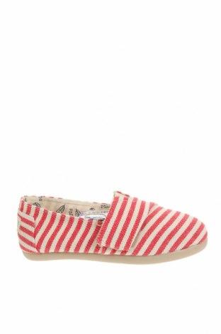 Детски обувки Paez, Размер 28, Цвят Червен, Текстил, Цена 17,70лв.