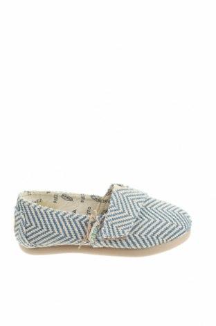 Детски обувки Paez, Размер 27, Цвят Син, Текстил, Цена 20,06лв.