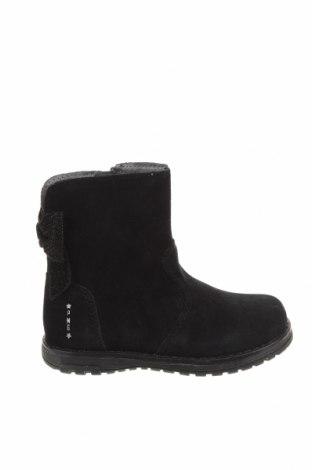 Детски обувки Primigi, Размер 26, Цвят Черен, Естествен велур, Цена 61,92лв.