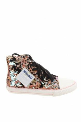 Детски обувки Primigi, Размер 37, Цвят Черен, Текстил, Цена 33,12лв.
