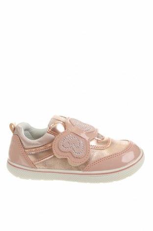 Детски обувки Primigi, Размер 26, Цвят Розов, Еко кожа, Цена 51,75лв.