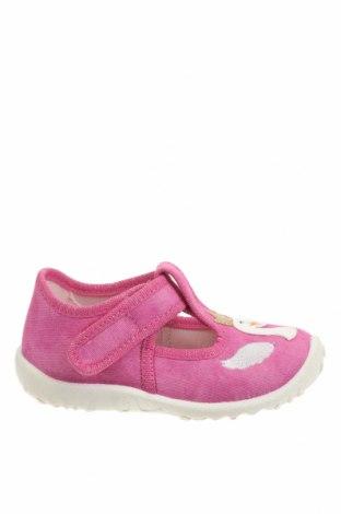 Детски обувки Super Fit, Размер 23, Цвят Розов, Текстил, Цена 36,75лв.