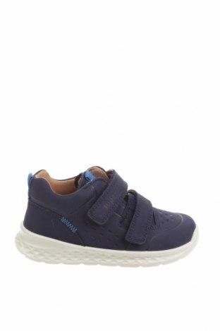 Детски обувки Super Fit, Размер 23, Цвят Син, Естествена кожа, Цена 51,62лв.