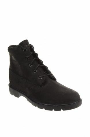 Детски обувки Timberland, Размер 40, Цвят Черен, Естествена кожа, Цена 289,00лв.
