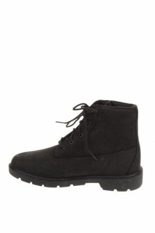 Детски обувки Timberland, Размер 39, Цвят Черен, Естествена кожа, Цена 289,00лв.