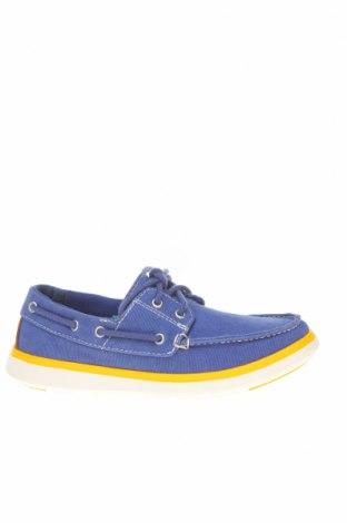 Детски обувки Timberland, Размер 31, Цвят Син, Текстил, Цена 17,85лв.