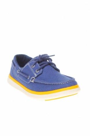 Детски обувки Timberland, Размер 31, Цвят Син, Текстил, Цена 59,50лв.