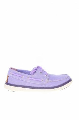 Детски обувки Timberland, Размер 31, Цвят Лилав, Текстил, Цена 16,66лв.