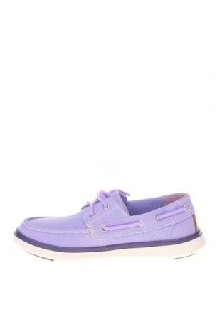 Детски обувки Timberland, Размер 31, Цвят Лилав, Текстил, Цена 59,50лв.