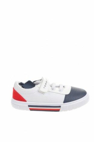 Детски обувки Tommy Hilfiger, Размер 23, Цвят Многоцветен, Текстил, еко кожа, Цена 81,75лв.