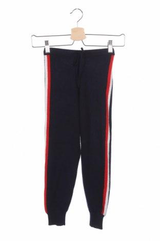 Παιδικό παντελόνι Just Cashmere, Μέγεθος 7-8y/ 128-134 εκ., Χρώμα Μπλέ, Κασμίρι, Τιμή 29,23€