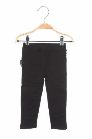 Детски панталон Tuc Tuc, Размер 6-9m/ 68-74 см, Цвят Черен, 94% памук, 4% еластан, Цена 43,50лв.