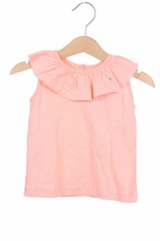 Детски потник Little Celebs, Размер 12-18m/ 80-86 см, Цвят Розов, 100% памук, Цена 11,90лв.