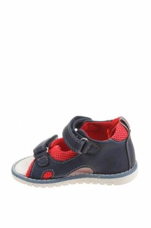 Детски сандали Balducci, Размер 22, Цвят Син, Еко кожа, текстил, Цена 25,37лв.