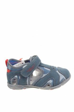Детски сандали Balducci, Размер 23, Цвят Син, Еко кожа, текстил, Цена 36,75лв.