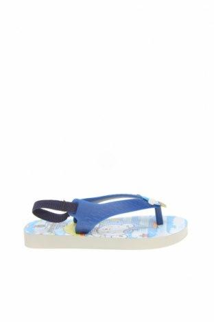 Παιδικά σανδάλια Brasileras, Μέγεθος 25, Χρώμα Μπλέ, Πολυουρεθάνης, Τιμή 8,17€