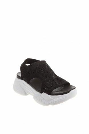 Детски сандали Dockers by Gerli, Размер 31, Цвят Черен, Текстил, Цена 20,65лв.