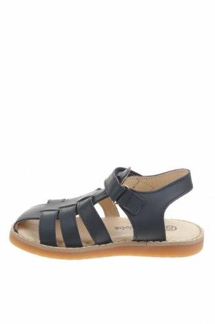 Детски сандали Little Celebs, Размер 25, Цвят Син, Естествена кожа, Цена 34,50лв.