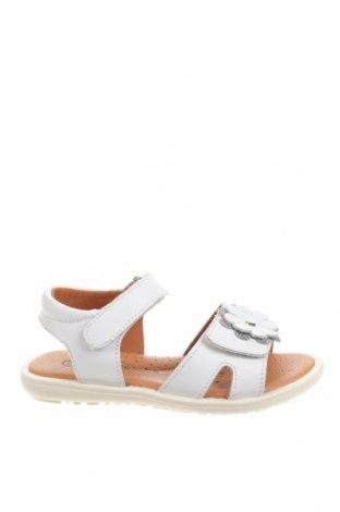 Детски сандали Little Celebs, Размер 25, Цвят Бял, Естествена кожа, Цена 29,67лв.