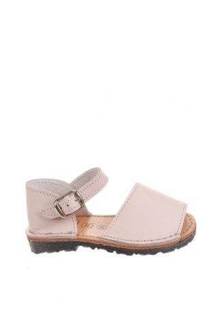Детски сандали Lola Palacios, Размер 20, Цвят Розов, Естествена кожа, Цена 23,70лв.
