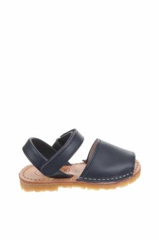 Детски сандали Lola Palacios, Размер 20, Цвят Син, Естествена кожа, Цена 23,70лв.
