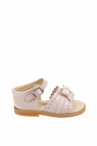 Детски сандали Lola Palacios, Размер 20, Цвят Розов, Естествен косъм, Цена 33,97лв.