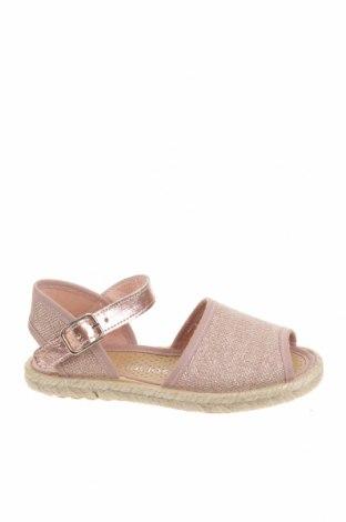 Детски сандали Lola Palacios, Размер 24, Цвят Розов, Естествена кожа, Цена 33,97лв.