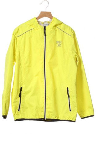 Dětská sportovní bunda  Crane, Velikost 10-11y/ 146-152 cm, Barva Žlutá, Polyester, Cena  574,00Kč