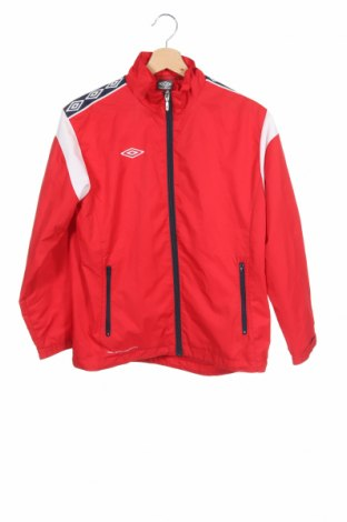 Dětská sportovní bunda  Erima, Velikost 11-12y/ 152-158 cm, Barva Červená, 100% polyester, Cena  414,00Kč