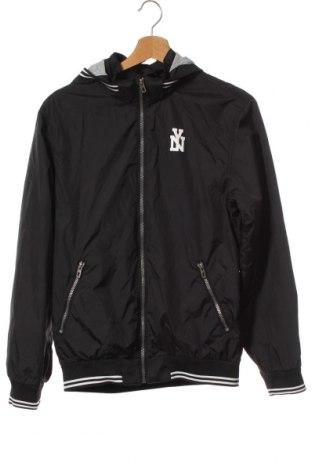 Παιδικό μπουφάν H&M, Μέγεθος 12-13y/ 158-164 εκ., Χρώμα Μαύρο, Πολυαμίδη, Τιμή 8,18€