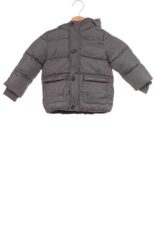 Dětská bunda  Fagottino By Oviesse, Velikost 18-24m/ 86-98 cm, Barva Šedá, Polyester, Cena  442,00Kč