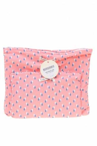 Set Lola Palacios, Culoare Roz, Textil, Preț 97,04 Lei