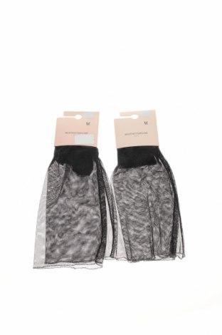 Комплект Women'secret, Размер M, Цвят Черен, 69% полиестер, 31% памук, Цена 7,80лв.