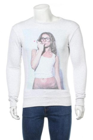 Ανδρική μπλούζα Cedar Wood State, Μέγεθος S, Χρώμα Γκρί, Τιμή 12,34€
