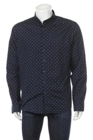 Мъжка риза Angelo Litrico, Размер XL, Цвят Син, Цена 16,96лв.