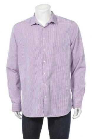 Мъжка риза Angelo Litrico, Размер XL, Цвят Розов, 60% памук, 40% полиестер, Цена 17,01лв.