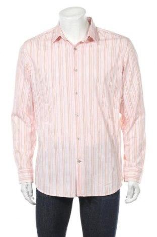Ανδρικό πουκάμισο Banana Republic, Μέγεθος L, Χρώμα Ρόζ , 75% βαμβάκι, 22% πολυαμίδη, 3% ελαστάνη, Τιμή 14,91€
